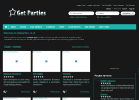 getparties.co.uk