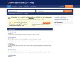 getprivateinvestigatorjobs.com