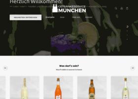 getraenkeservice-muenchen.com