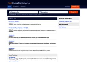 getreceptionistjobs.com