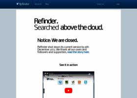 getrefinder.com