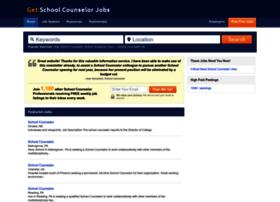 getschoolcounselorjobs.com