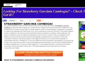 getstrawberrygarciniacambogia.com