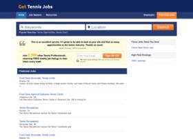 gettennisjobs.com