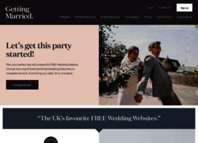 gettingmarried.co.uk