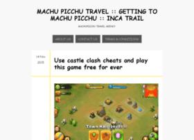 gettingtomachupicchu.com
