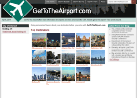 gettotheairport.com