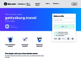 gettysburg.travel