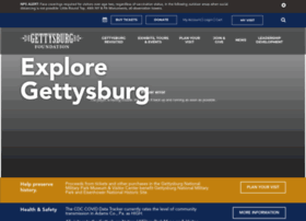 gettysburgfoundation.org
