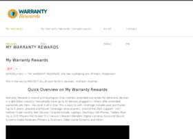 getwarrantyrewards.com