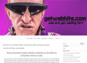 getwebhits.com