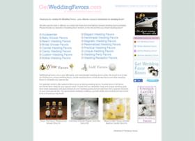 getweddingfavors.com