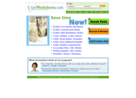 getworksheets.com