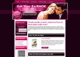 getyourexback-ebook-reviews.com