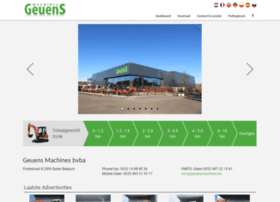 geuensmachines.be