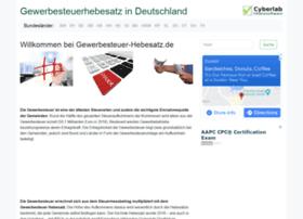 gewerbesteuer-hebesatz.de