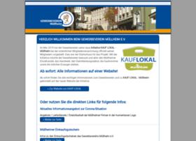 gewerbeverein-muellheim.de