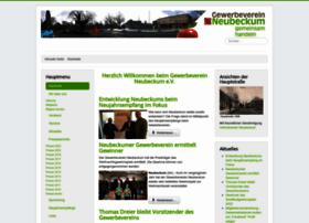 gewerbeverein-neubeckum.de