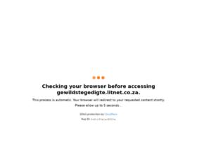 gewildstegedigte.litnet.co.za