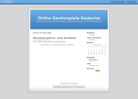 gewinnspiele-kostenlos.beeplog.de