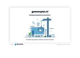 gewoonpien.nl