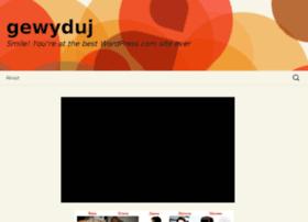 gewyduj.wordpress.com