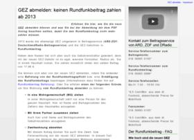 gez-abmelden.de