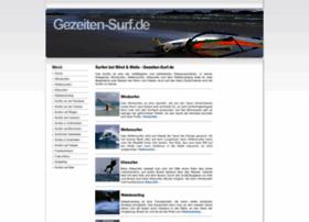 gezeiten-surf.de