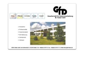gfd-huber.de