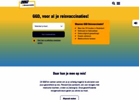 ggdreisvaccinaties.nl