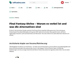 gh.ffshrine.org