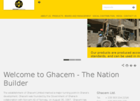 ghacem.com
