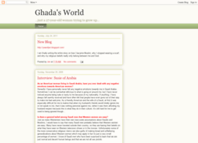 ghadasworld.blogspot.com