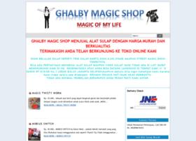 ghalbymagicshop.blogspot.com