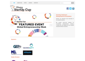 ghana.startupcup.com