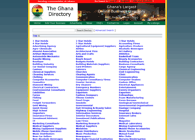 ghanadirectory.net