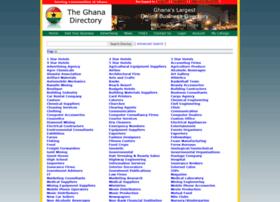 ghanadirectory.net