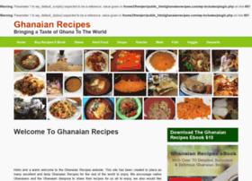 ghanaianrecipes.com
