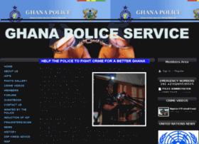 ghanapoliceservice.webs.com
