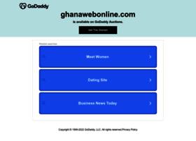 ghanawebonline.com