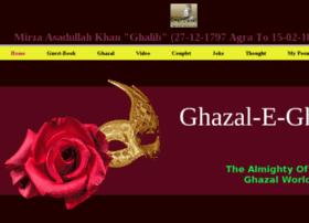 ghazal-e-ghalib.com
