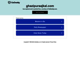 ghazipuraajkal.com