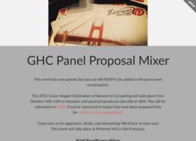 ghcpanelproposalmixer.splashthat.com