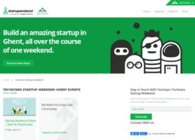 ghent.startupweekend.org