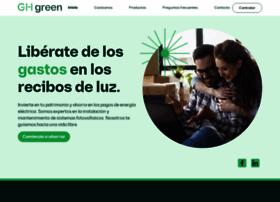 ghgreen.com.mx
