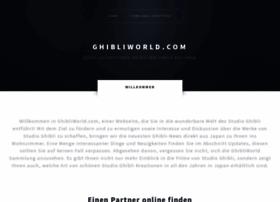 ghibliworld.com