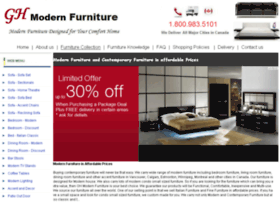 ghmodernfurniture.com