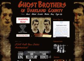 ghostbrothersofdarklandcounty.com