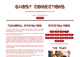 ghostconnections.com