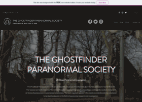 ghostfinder.co.uk
